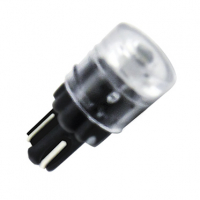 91-0691-28V - 28V bright white LED T1-3/4 Wedge Base