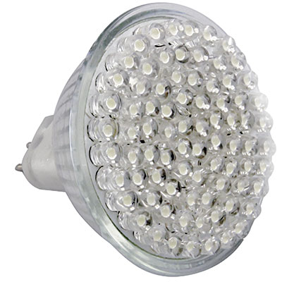 MR16 LED Light - 3W 3000K Warm White - 91-0820-00 - Item Photo