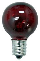 Sports Arena Replacement Bulb, Red - 91-0050-00 - Item Photo
