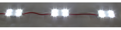 White LED Module, 3.5 Modules per foot - 91-14029-00 - Item Photo