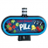 Pill Shaped Topper Box, Black, USB - 91440104