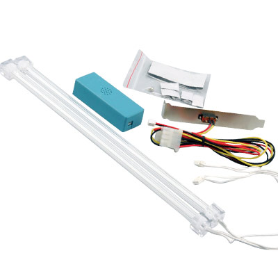 "12"" Dual White Cold Cathode Kit - 91-5996-00 - Item Photo"