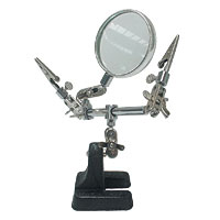Third Hand with Magnifier - 92-0042-00 - Item Photo