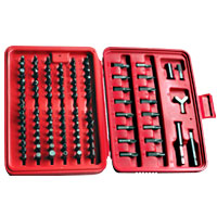 92-2346-00 - 100-pc Screwdriver Bit Set