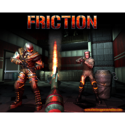 FRICTION Video Game Conversion Kit - 95-0042-00 - Item Photo