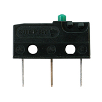 Miniature Snap Switch - 95-1808-00 - Item Photo