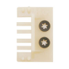 Switch Bracket with Push Nuts - 95-4184-00