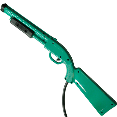 "SUZOHAPP, 29"", Green, Pump Action Shotgun, For Big Buck Hunter Pro - 96-0476-13 - Item Photo"