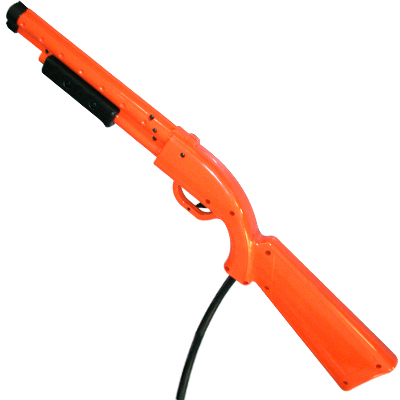 "SUZOHAPP 29"" Pump Action Shotgun, Orange - 96-0476-17 - Item Photo"