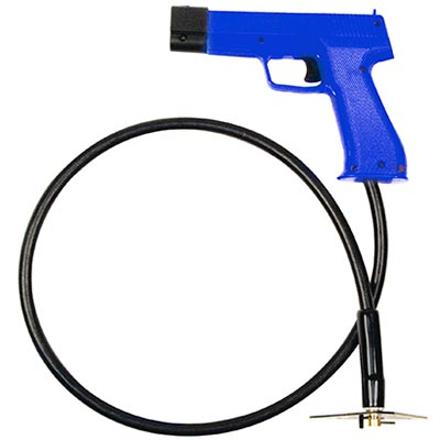 SUZOHAPP, 45 Cal., Blue, Optical Gun Assembly, For ATARI Area 51 & Maximum Force Adapter - 96-2302-12 - Item Photo