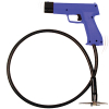 SUZOHAPP, 45 Cal., Blue, Optical Recoil Gun - 96-2700-12TC