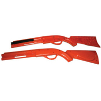 96-0728-100 - Sega, Red, Speaker Gun Halves Kit (left and right)