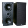 "MTX 6-1/2"" Monitor Series 60i Dual 2-Way Bookshelf Speakers - 96-0756-00"