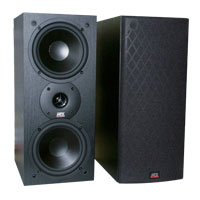 "MTX 6-1/2"" Monitor Series 60i Dual 2-Way Bookshelf Speakers - 96-0756-00 - Item Photo"