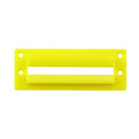 96-9912-05 - Yellow Bezel for CDS Oasis Player Tracking System using Uniform Industrial Card Readers