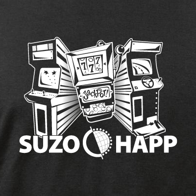 Suzo-Happ Arcade Style Promo Shirt, Size: XL - 99-0017-00 - Item Photo