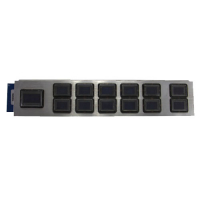9375-00609-202-A-CRP - WMS BB2 upright 13 BUTTON OLED PANEL