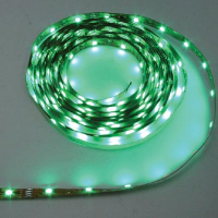 91-0257-00 - 16.4 ft. Green Flexible LED Light Strip