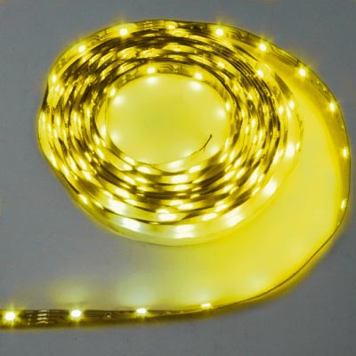 16.4 ft. Yellow Flexible LED Light Strip - 91-0532-00 - Item Photo