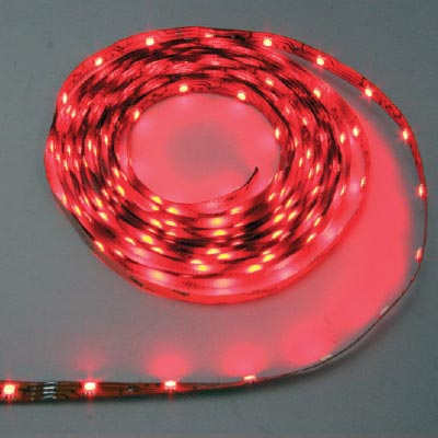 16.4 ft. Red Flexible LED Light Strip - 91-0533-00 - Item Photo