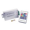 RGB & Single Color LED Controller and Wireless Remote for Flexible LED Light Strip - 91-0536-00