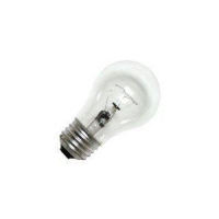 91-1165-00 - 40A15 Appliance Bulb, 40W, 120V, Frost