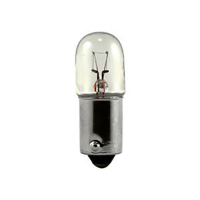 91-1847-10 - 6.3V mini lamp T3-1/4 bayonet base #1847