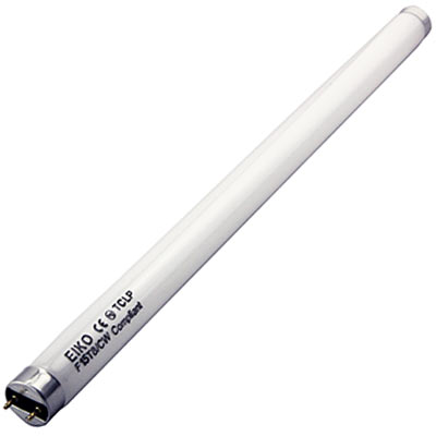 "F15T8CW Economy Fluorescent Lamp, 15W, 18"", Cool White - 91-3008-03 - Item Photo"