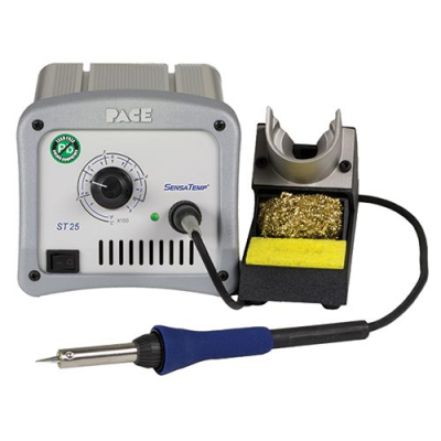 PACE ST25 Analog Soldering Station with SensaTemp - 92-1444-00 - Item Photo