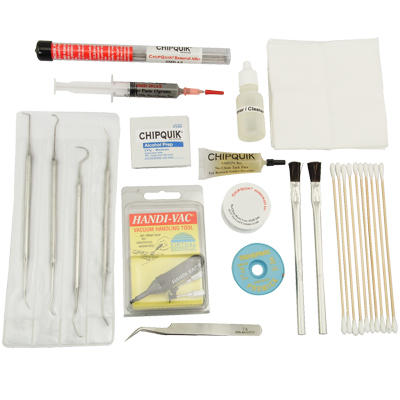 Chip Quik Complete Solder/Desolder Kit - 92-2144-00 - Item Photo