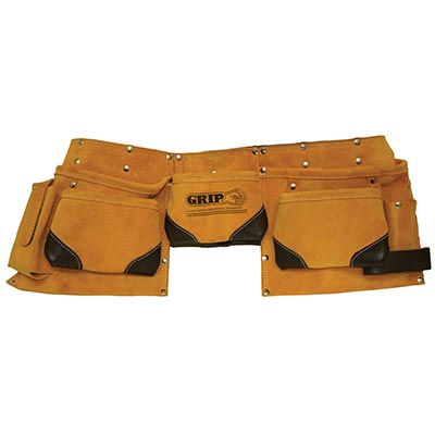 HQ Double Leather Belt Tool Pouch - 92-2480-00 - Item Photo