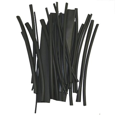 30 Piece Heat Shrink Wire Wrap Set - 92-2490-00 - Item Photo