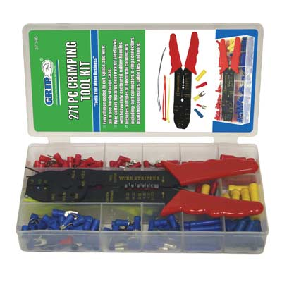271 Pc Crimping Kit - 92-2493-00 - Item Photo