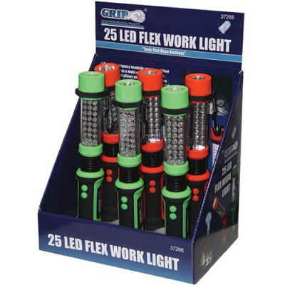 25 LED Magnetic Flexible Worklight - 92-2506-00 - Item Photo