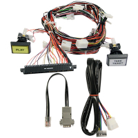 95-0634-02 - 8-line Harness with Buttons for POG