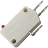 "E-Switch Snap Switch, .187"" Terminal, 15 Amp, 50 Gram Force - 95-0733-90"