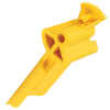 YELLOW THUMB THROTTLE FOR RAW THRILLS/MIDWAY SNOWMOBILE - 95-1209-10