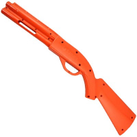 95-2680-00 - Sega/ Sammy, Orange, Pump Action Shotgun Rifle Housing Kit, For Turkey Hunter & Extreme Hunting