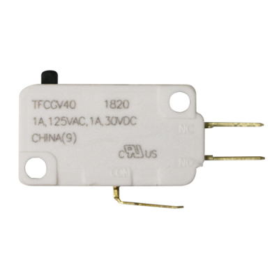 Gold .187 Microswitch  - 95-4114-CK - Item Photo