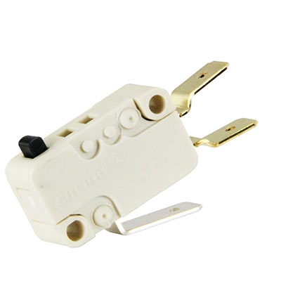 "Cherry Snap Switch, Type D41, .250"" Terminals, Gold Contacts, VDE Approved - 95-4115-03 - Item Photo"