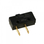 MICROSWITCH C&K 94 GRAM FORCE GOLD INT CONTACT 110 TERM 1AMP
