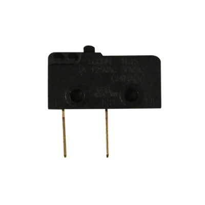 MICROSWITCH C&K 94 GRAM FORCE GOLD INT CONTACT 110 TERM 1AMP - 95-4118-CK - Item Photo