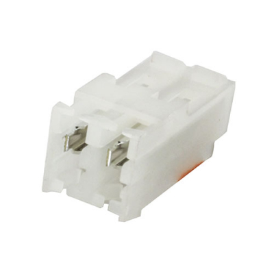 CONNECTOR 2 CIRCUIT .156 CTR IDC 18 AWG PANDUIT CE156F18-2 - 96-0520-00 - Item Photo