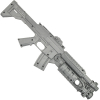 "Raw Thrills, 42"", Grey, Right Gun Half, For Terminator Salvation - 96-0973-01"