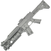 "Raw Thrills, 42"", Gray, Left Gun Half, For Terminator Salvation  - 96-0974-01"