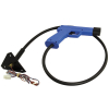 Sega, Blue, Optical Gun Assembly, For House of the Dead - 96-2300-12SG