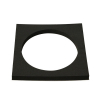 LOWER SPONGE 4-1/8 SQ x.39 W/2 SIDED ADHESIVE TAPE - 96-2577-00