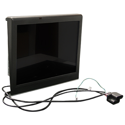 "Ceronix 15"" LCD monitor serial touch - 49-12091-00 - Item Photo"