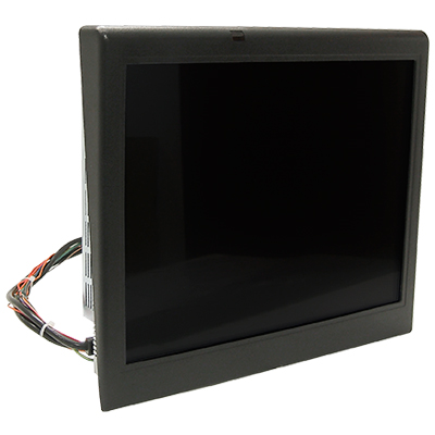 "Ceronix 15"" LCD monitor netplex touch - 49-2606-00 - Item Photo"
