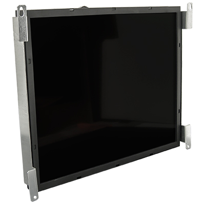 "Ceronix 19"" LCD monitor serial touch - 49-8386-00 - Item Photo"